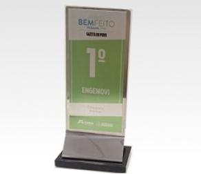 EngeMOVI recebe prêmio